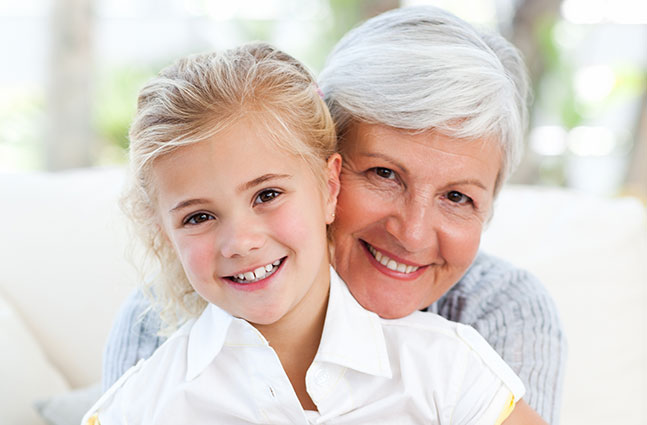 Introducing Your Grandchildren to Hearing Loss