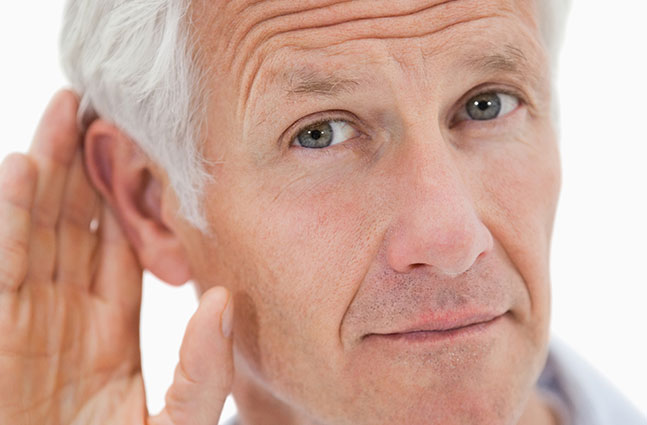 Men Experience Hearing Loss More Often