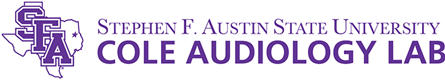 Cole Audiology Lab Logo